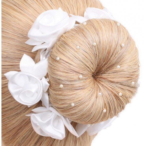SD® Pearl Hairnet in Blond. K-106
