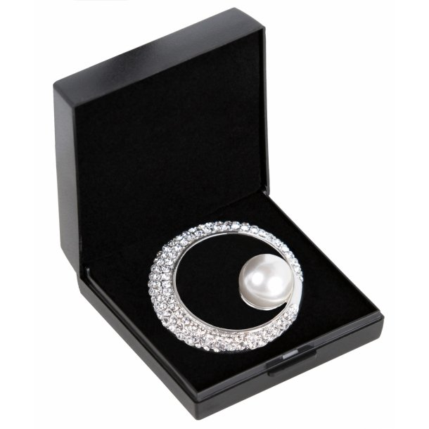 SD® De Luxe Stock pin in Cream Pearl. A-130