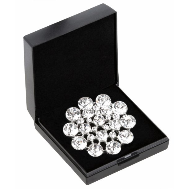 SD® Flower Stock Pin in Crystal. A-132