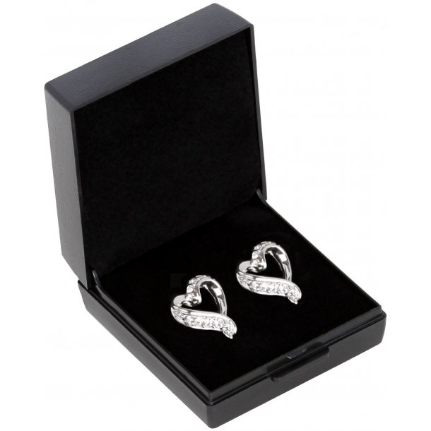 SD® Amour earrings in Crystal. B-140