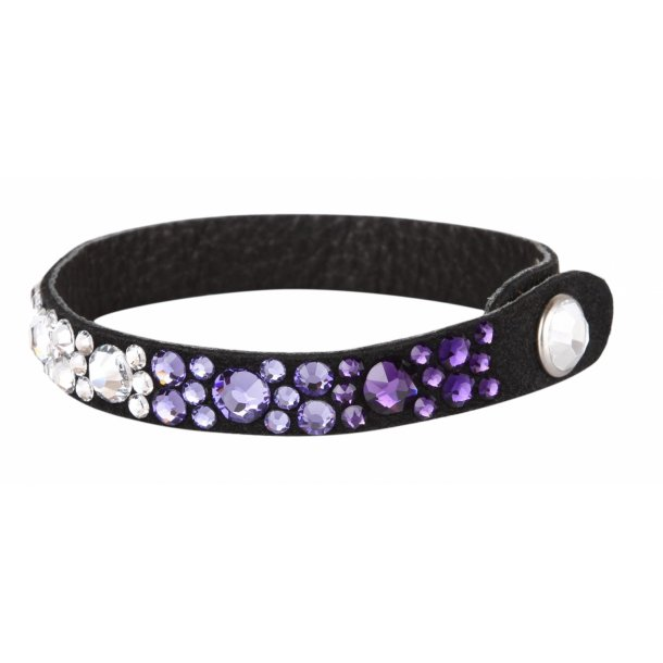 SD® De Luxe Purple Mix Bracelet. C-151