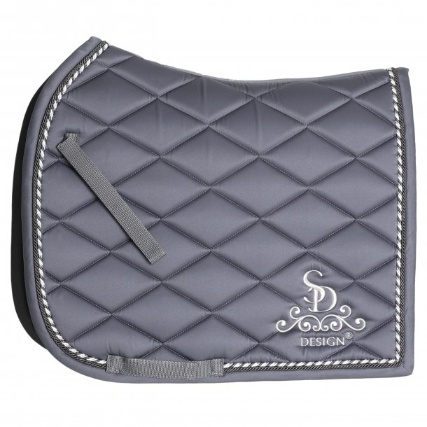 SD® Classic Saddle Pad in Silvershade. D-104