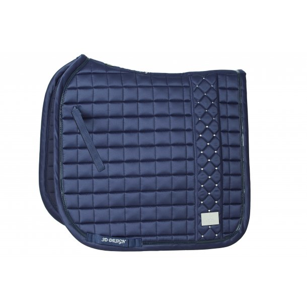 SD® DeLuxe Limited Edition saddlepad in Blue Nights Navy. D-178