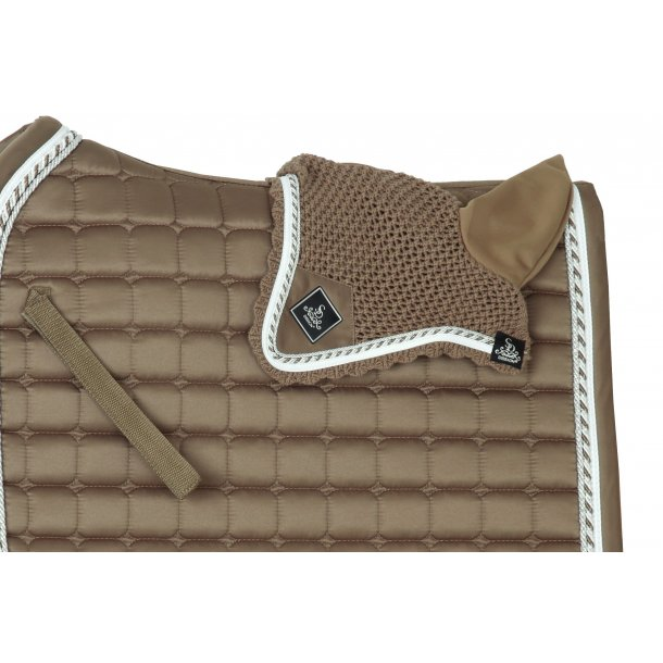 SD® Signature fly hood in Iced Brown. D-196