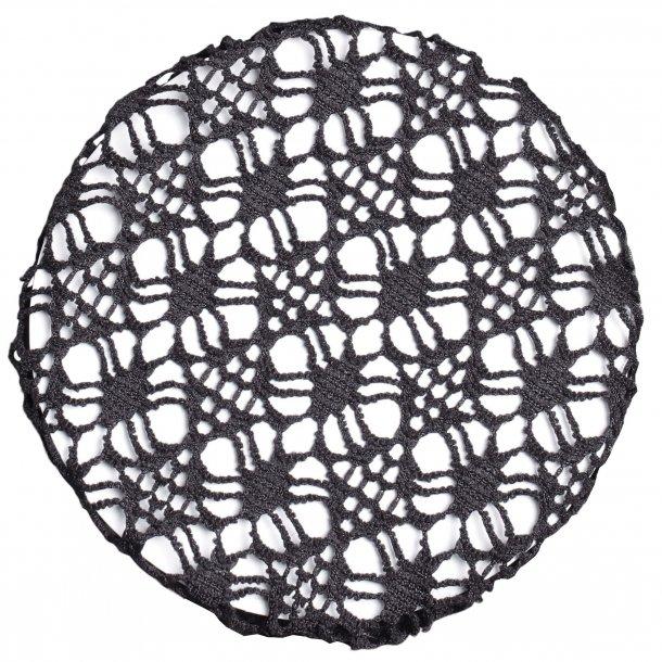 SD® Katja Hairnet in Black. K-113