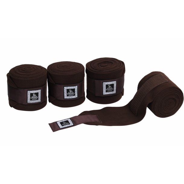 SD® Diamond edition fleece bandages in Smoked Topaz. O-224