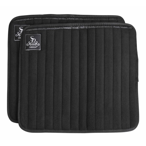 SD® Glitter bandage pad. Black/Black. O-234