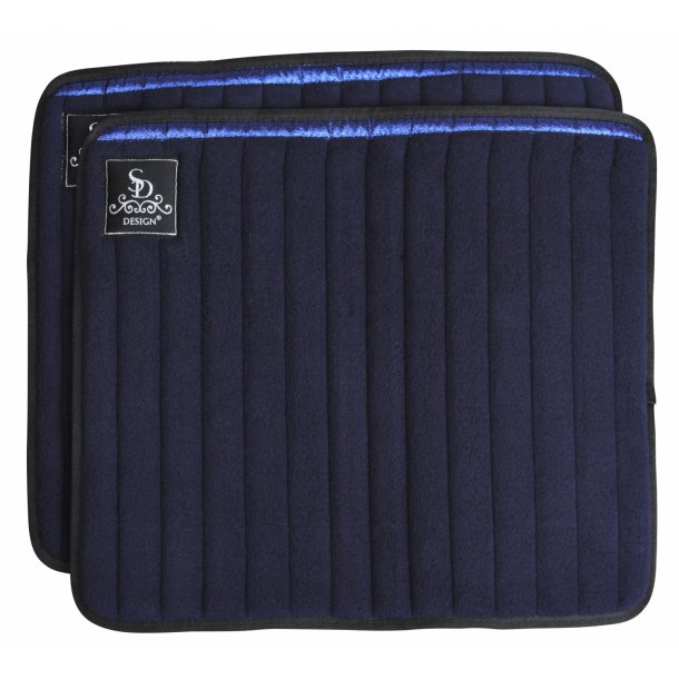 SD® Glitter bandage pad. Navy/Navy. O-235