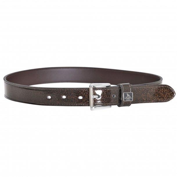 SD® Mystery Belt. Brown Glitter. O-279