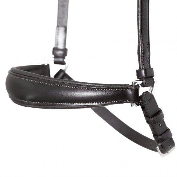 SD® Drop noseband black/black. R-488