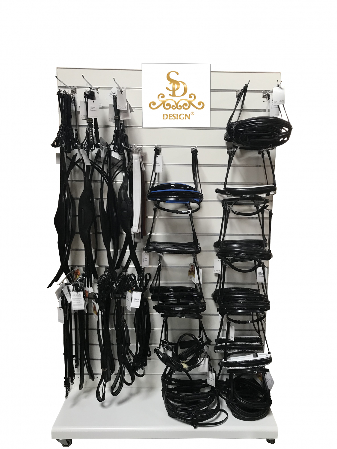 SD Customized bridles