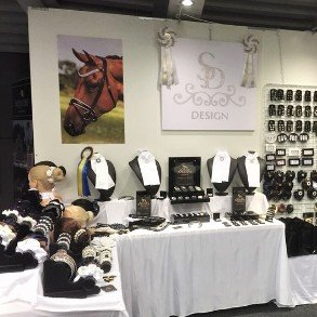 The Horsesport fair in Sweden in January