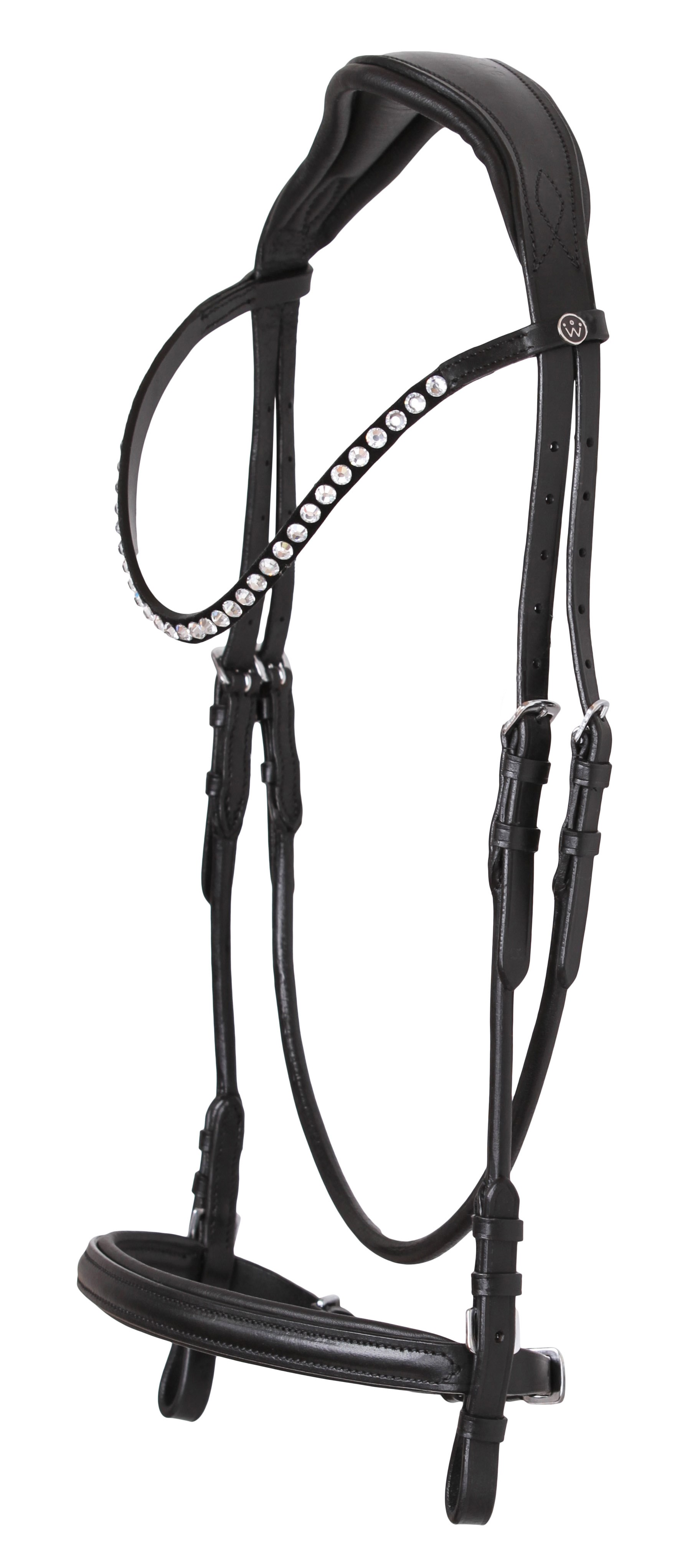SD® Mare show bridle.