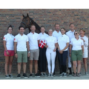 The Danish team World Championsship for young dressage horse