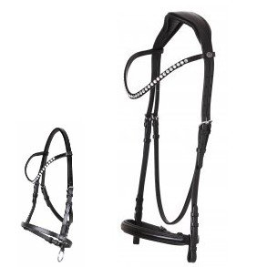 Mare and foal bridles