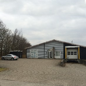 The office in Denmark