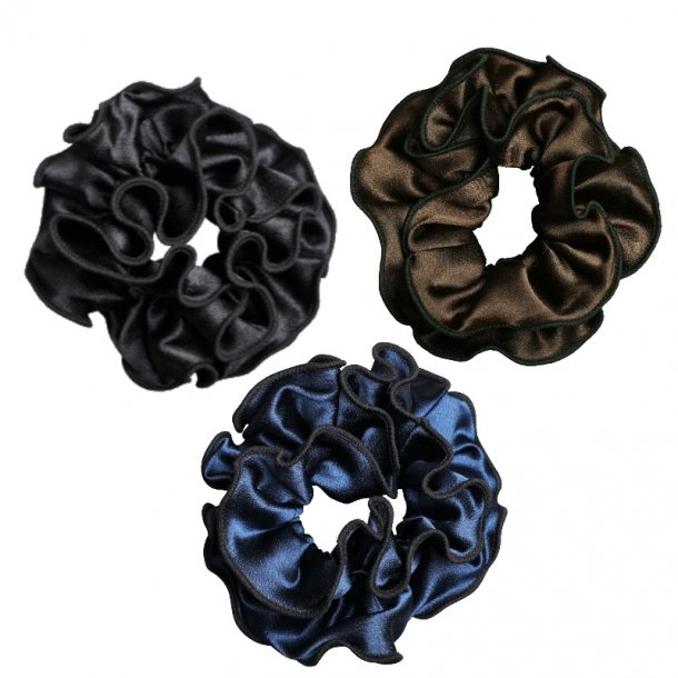 SD® Satin Scrunchie. J-188
